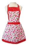 Sweet Gingham Apron