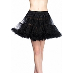 Thigh Length Crinoline XL