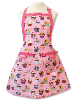 Frosted Cupcake Apron